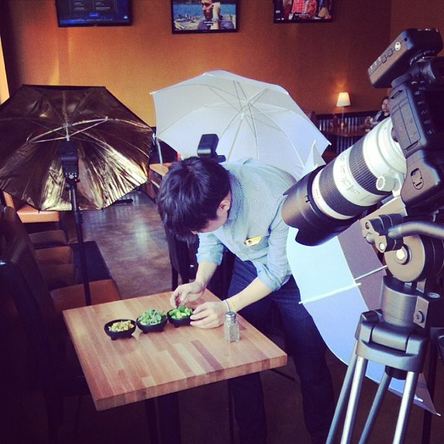 We're taking photos for our new website coming soon! Can't wait to share it!