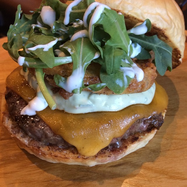 The Burger of The Week... The