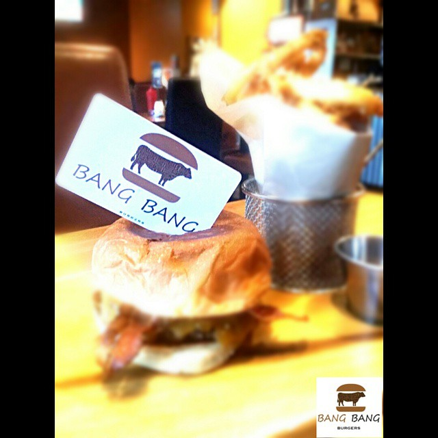 Everybody loves gifts! So on your way in....or out..Pick up a BangBangBurger Gift card...the gift that keeps on giving...at least until it runs out..lol..#bangbangburgers #bangnation #burgers #burgerporn #charlotte #clt #handcutfries #craftbeer #artisanbread @dukesbread #giftcard #gift #present #birthday #happybirthday #kidseatfreetuesday #halfoffbeerwednesday #freeupgrademonday #specialfriday