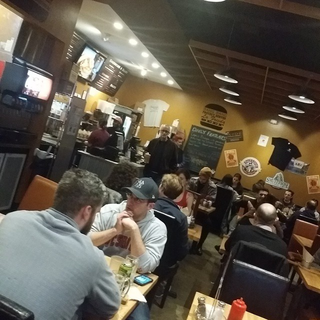 Its a Bangin Thursday night here at BangBangBurgers...come on out...we close at 10pm! #bangbangburgers #bangnation #craftbeer #clt #charlotteresturant #mooandbrew #awardwinning