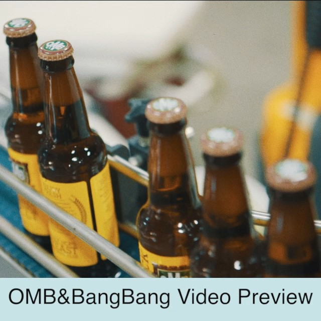 @bangbangburgers New Video Preview!! @oldemeckbrew @kyohnam #charlotte #best #beer #burger - full video will be uploaded on the bangbang burgers facebook page! #oldemeckbrew #omb