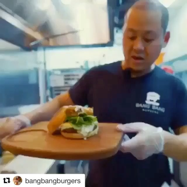This Week's Burger Special... The Bacon Pimento Cheese Stuffed Jalapeño Burger with Pepper Jack Cheese, Baby Arugula, and a Grilled Jalapeño Ranch Dressing...over a LaFrieda Burger Patty! Visit Us and TRY The Bacon Pimento Cheese Stuffed Jalapeño Burger of the Week and LET US KNOW HOW IT IS! #Charlotte #Best #Burger #Restaurant #BangBangBurgers #Family #Friends #Fun #Joy #Love #Weekly #Special #CLT