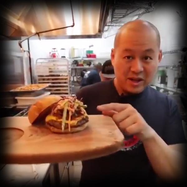 Burger Recipe: Sloppy Joe Carolina Burger